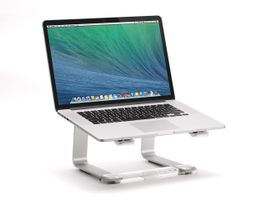 Elevator Stand For Laptops Grey