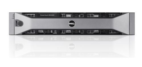 DELL PowerVault MD3400 Chassis 12 x 3_5_ Bezel Dual 4G Cache Redundant 600W 3YNBD (3400-9032)
