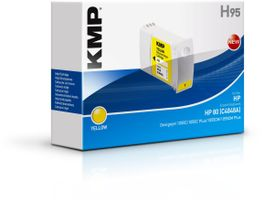 Patrone HP80 C4848A comp. yellow H95