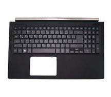 Cover Upper Blk W/ KeyBoard Rus