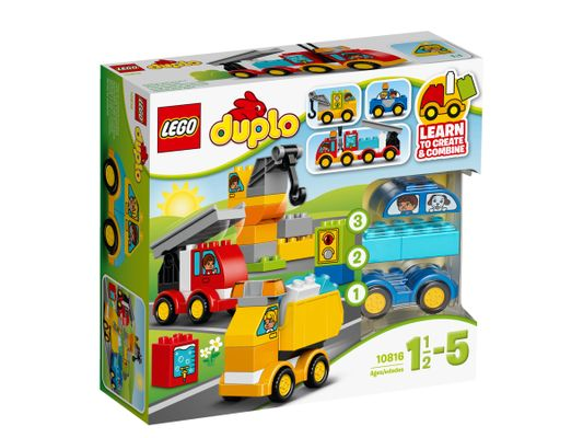 Duplo 10816 My first Cars and Trucks