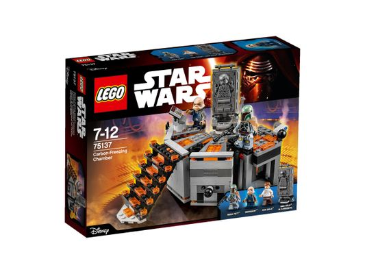 Star Wars 75137 Carbon Freezing Chamber