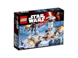 LEGO Star Wars 75138 Hoth Attack (75138)