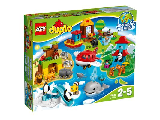 DUPLO 10805 Around the World