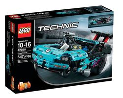 Technic 42050 Drag Racer