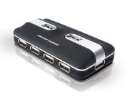 CONCEPTRONIC STYLISH 7 PORTS POWERED USB HUB . ACCS (C7USB2W)