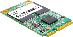Mini PCI Expr Card mSATA Flash Modul 32 GB iSmart