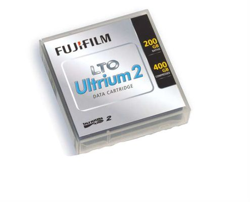 LTO 2 Ultrium 200-400GB Standard Pack