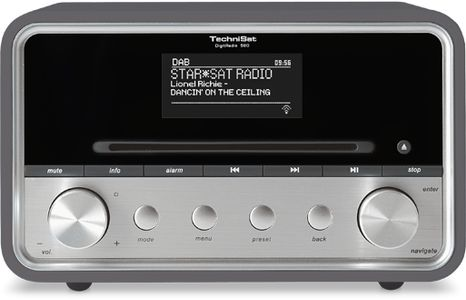 TECHNISAT DigitRadio 580, kolor antracyt (0000/4977)