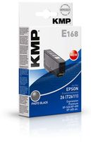 E168 ink cartridge photo black comp. with Epson T 2611
