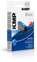 E169 ink cartridge cyan compatible with Epson T 2612