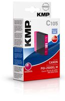C105 ink cartridge magenta compatible w.  Canon PGI-2500 XL