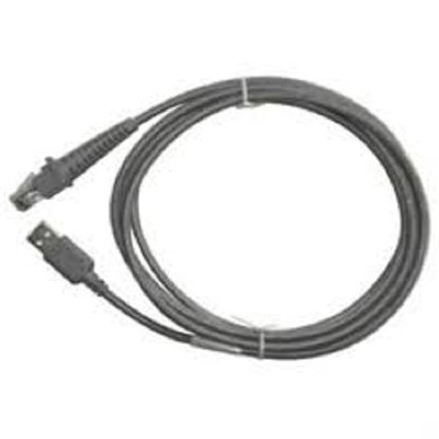 CABLE USB TYPE A PWR OFF TERM STRAIGHT OVERMOLD 2M