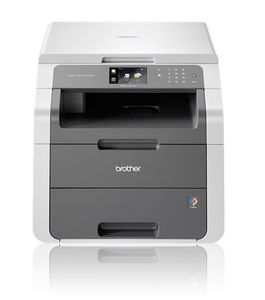 BROTHER Printer DCP-9017CDW MFC-LED A4