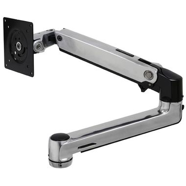 LX ARM EXTENSION AND COLLAR KIT POLISHED ALUMINUM ACCS
