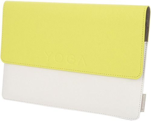 "YOGA TAB 3 10"" sleeve and film-Yellow-WW"