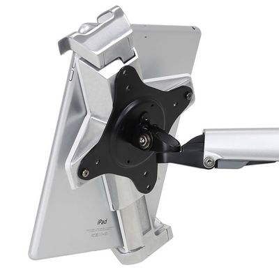 LOCKABLE TABLET MOUNT POLISHED