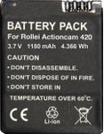 ROLLEI Battery for Actioncam  420