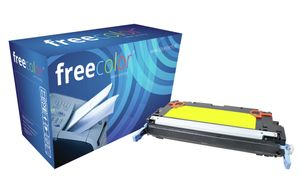 FREECOLOR Toner HP CLJ 3800 ye comp. Q7582A (3800Y-FRC)