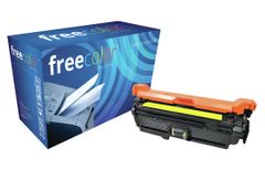 FREECOLOR Toner HP CLJ 3525 ye comp.