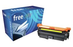 FREECOLOR Toner HP CLJ CP4025 ye comp. CE262A