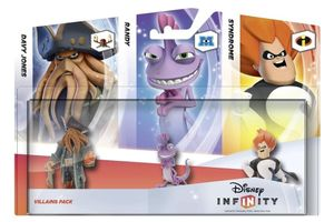 Infinity Figure 3-pack_ Villains - 4-pack