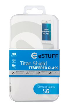 TitanShield Galaxy S6 Privacy