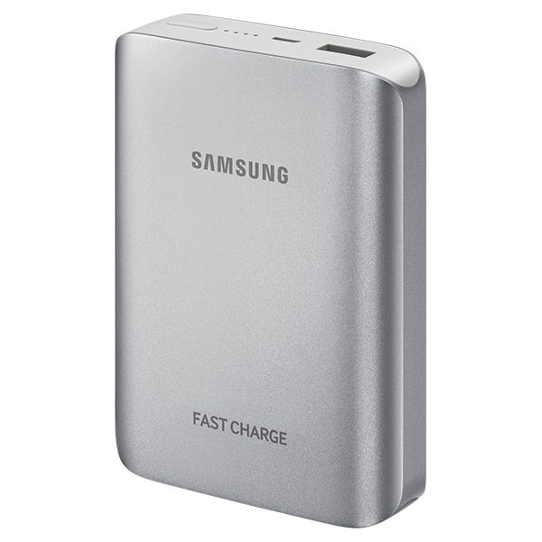 Fast Charge Battery Pack Silver