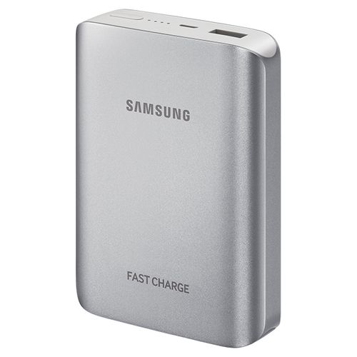 SAMSUNG Fast Charge Battery Pack Silver (EB-PG935BSEGWW)