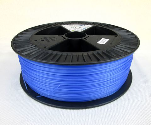 CARTRIDGE PLA 1.75MM SILK BLUE PERFORMANCE 2.1KG