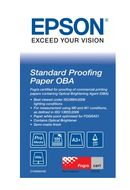EPSON Std Proofing Paper OBA A3+100 Sh 250gm2 (C13S450190)