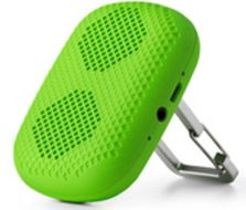 eSTUFF Bluetooth Speaker Exo, Green (ES80905)