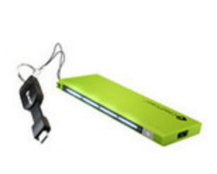 CLICK-TO-GO (5700MAH MICROUSB LIME GREEN)