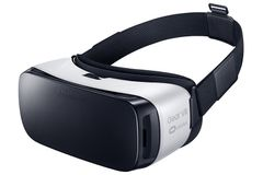 SAMSUNG Samsung Galaxy Gear VR , White VR Briller for S6/ Edge/ Edge+/ A5 (2016) (SM-R322NZWANEE)