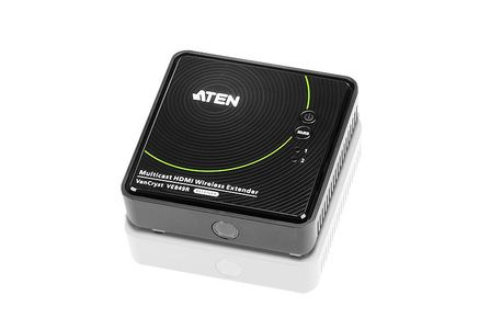 ATEN Wireless HDMI Receiver, maximum 4x VE849R connect to 1x VE849T (VE849R-AT-G)