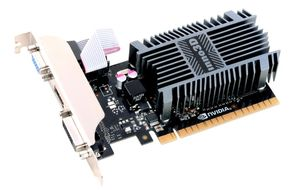 GeForce GT 710, 2048 MB DDR3 - Low Profile, passiv