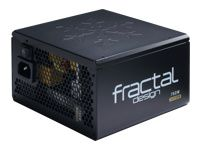 FRACTAL DESIGN Integra M 750W PSU ATX 120V v2.4, 80 Plus Bronze, Semi-Modular,  2x6+2pin, 7xSATA, 2xMolex (FD-PSU-IN3B-750W-EU)