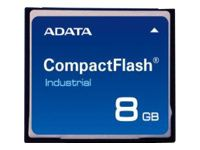 ADATA IPC17 SLC Compact Flash Card 8GB 0-70C