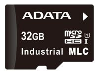 ADATA IDU3A MLC microSD Card 32GB Normal Temp MLC 0-70C