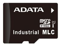 ADATA IDU3A MLC microSD Card 4GB Normal Temp MLC 0-70C