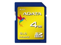 ADATA IDC14 SLC SD Card 4GB Normal Temp SLC 0-70C