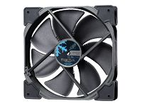 FRACTAL DESIGN Venturi HP-14 PWM Black (FD-FAN-VENT-HP14-PWM-BK)