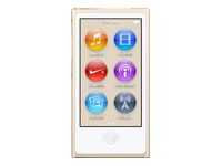 IPOD NANO 16GB GOLD IN