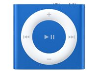 APPLE IPOD SHUFFLE 2GB BLUE IN (MKME2KS/A)