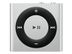 APPLE IPOD SHUFFLE 2GB WHITE & SILVER IN