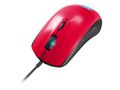 STEELSERIES Rival 100 Optical Mouse - Forged Red