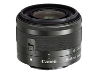 CANON, LENS EF-M 15-45mm 3.5-6.3 IS STM