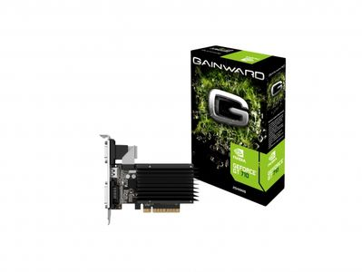 GAINWARD GeForce GT 710, 2GB DDR3 (426018336-3576)