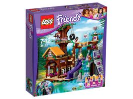 Friends 41122 Adventure Camp Tree House