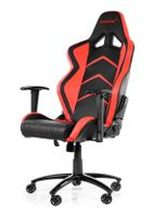 Player Gaming Chair Black Red
